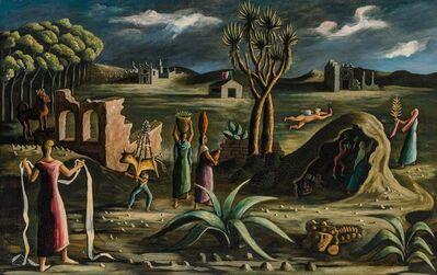 Julio De Diego, 'Mexican Journey', 1942