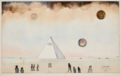 Saul Steinberg, 'Untitled', 1972