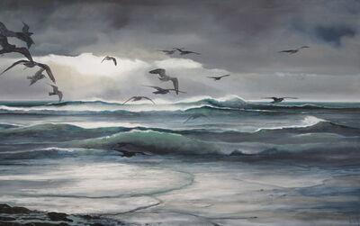 Henning Von Gierke, 'Meer und Sturm', 2012