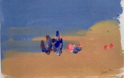 Paul Resika, 'Beach Picnic, 8 O'Clock', ca. 1990