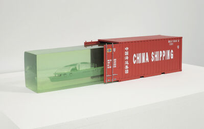 Alejandro Sanchez, 'Sobre cupo China', 2020