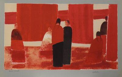 Bernard Cathelin, 'Marché d'Otavalo', 1977