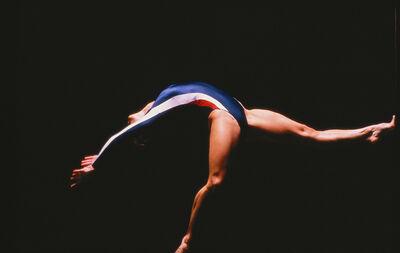 Walter Iooss, Jr., 'Gymnast, Los Angeles, CA', 1983