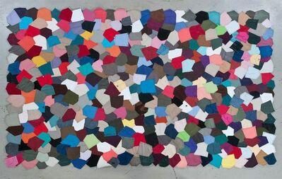 Benjamin Rollins Caldwell, 'Colored Pockets Rug', 2011
