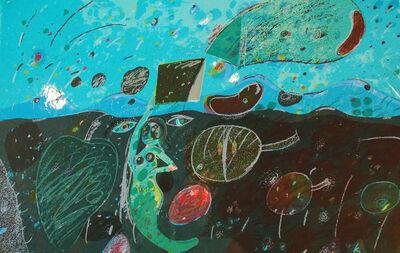 Roger Von Gunten, 'Sirena del Mar', 1994