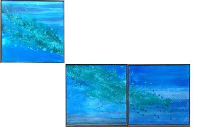 Thiago Rocha  Pitta, 'Marine landscape with cyanobacteria', 2017