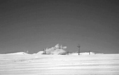 Abbas Kiarostami, 'Snow No. 25', 2002
