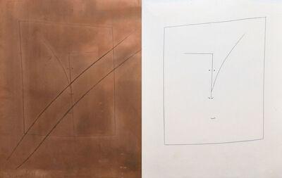 Pablo Picasso, 'Square Head of a Man (Plate XXXI)', 1949