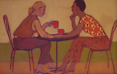 Kathleen Peterson, 'Two Red Mugs', 2006