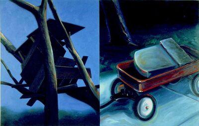 Mark Stock, 'Shovel', 1984
