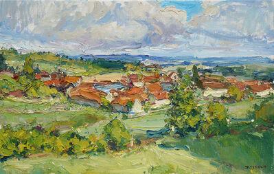Antonin Passemard, 'View from La Montagne', 21st Century