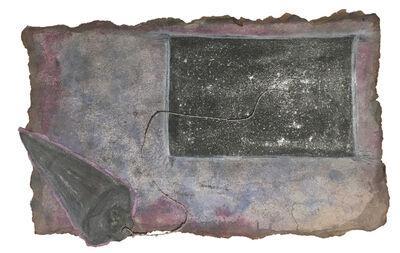 Daria Sandburg, 'Night Box Coda (string window)', 2020