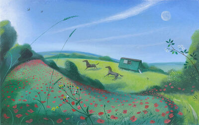 Nicholas Hely Hutchinson, 'Midsummer Afternoon', 2017
