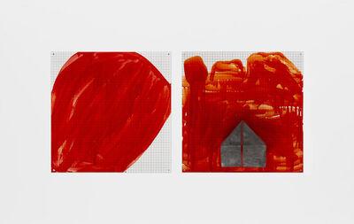 Jennifer Losch Bartlett, 'Butte', 1999-2000