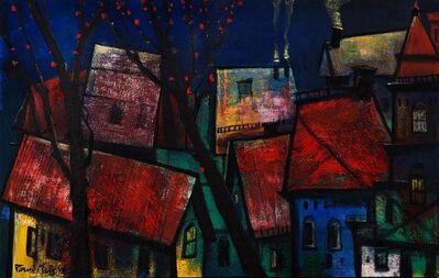 Paresh Maity, 'The Blue Heaven', 2016