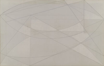 George Dannatt, 'Vale of the White Horse No.1', 1984