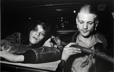 Ryan Weideman, 'Snake People, Lower East Side', 1984