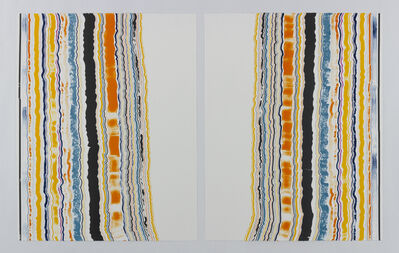 Rachel Perry, 'Chiral Lines (Tamarind Tools 2)', 2016