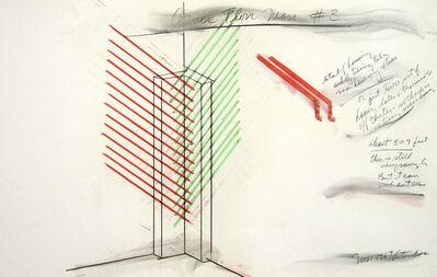 Stephen Antonakos, 'Corner Floor Neon #3, November 1, 1967', 1967