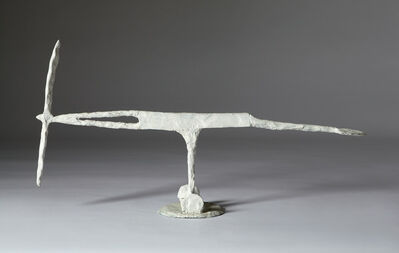 Riera i Aragó, 'Avió blanc cua semicercle', 1999