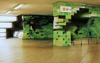 Michel Lamoller, 'Layerscape (Station #2)', 2015