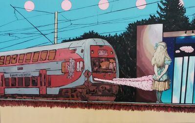 Jolanta Kyzikaite, 'Alice in Quarantine', 2021
