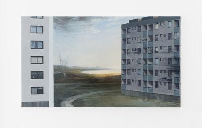 Tommy Hilding, 'Med fönster mot Fahlcrantz / Windows Facing Fahlcrantz', 2021