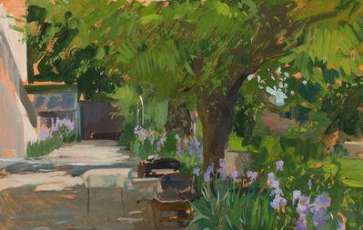 Marc Dalessio, 'Irises', 2017