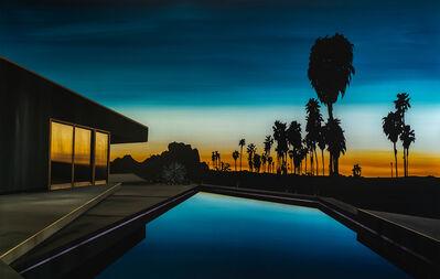 Laurence Jones, 'Black Palms', 2019