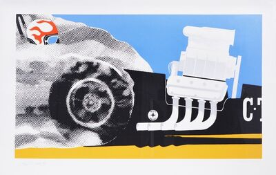 Gerald Laing, 'Gerald Laing, CT Strokers, 1968', 1968
