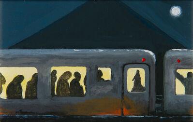 Jim Adams, 'Nubian Express Full Moon', 2000