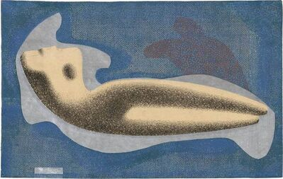 Alexander Archipenko, 'Torso In Space', 1952