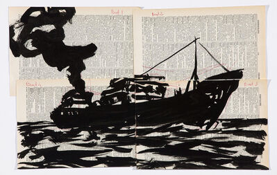 William Kentridge, 'Drawing for 'Lulu'', 2012