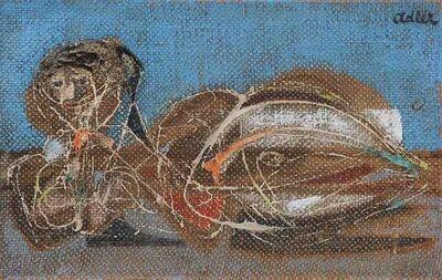 Jankel Adler, 'Reclining Woman', 1895 -1949