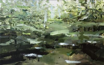 Alex Kanevsky, 'New Hampshire Trees', 2016