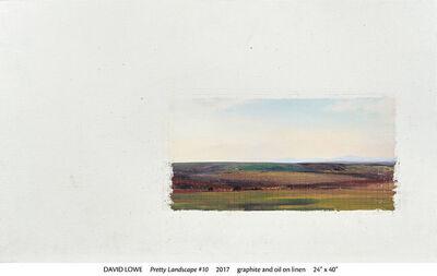 David Lowe, 'Pretty Landscape #10', 2017