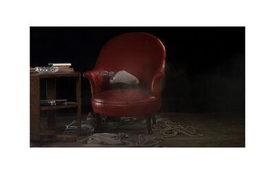 Mabel Palacín, 'Una Noche sin fin. Todo lo que cae 2', 2009
