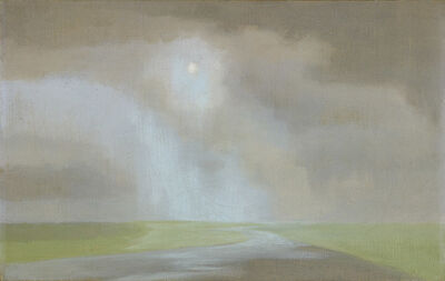 Helen Lundeberg, 'The Elements', 1952