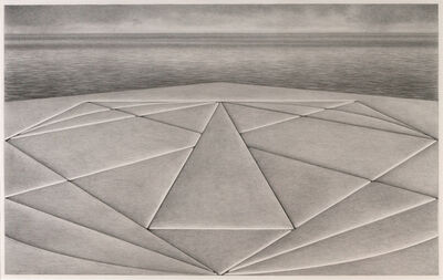 Eric Green, 'Equilateral', 1989