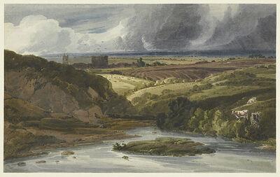 Thomas Girtin, 'Lydford Castle', 1800