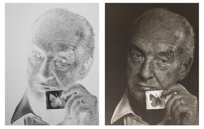 Li Shun, 'Untitled - Vladimir Nabokov', 2014