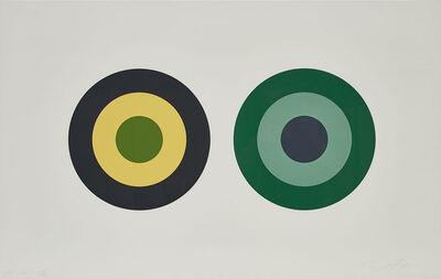 """Claude Tousignant, 'Sans Titre, #2 (One Plate From The """"Sans Titre"""" Folio Of 6)', 1975"""