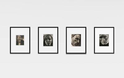 Helmar Lerski [Israel Schmuklerski], 'Collection of 88 vintage prints – the visual material for the book 'Der Mensch - Mein Brude' (1958).', 1912-1944