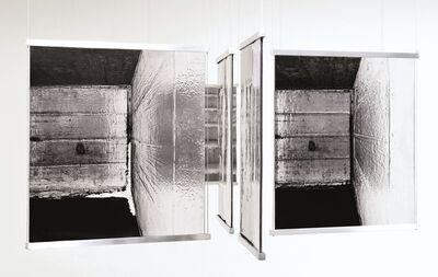 G. Roland Biermann, 'snow+concrete X', 2008-2012