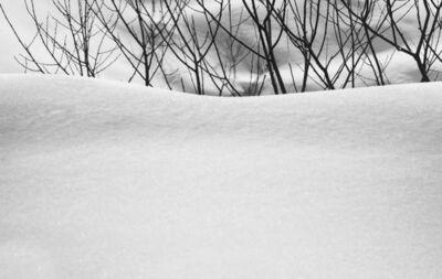 Abbas Kiarostami, 'Snow No. 33', 2002