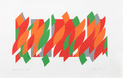 Bridget Riley, 'After Rajasthan', 2013
