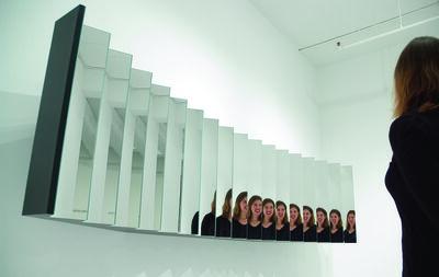Daniel Rozin, 'Self-Centered Mirror!', 2003