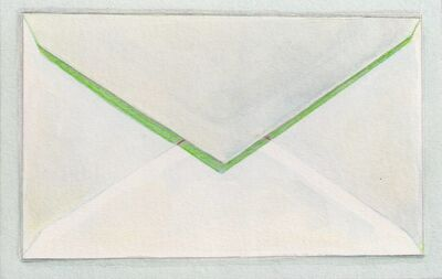 Margot Glass, 'Envelope with Shadow', 2021