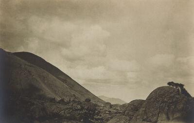 Anne Brigman, 'Sierran Landscape', 1927