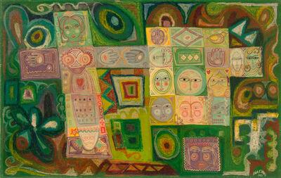 Laila Shawa, 'Window', 1968